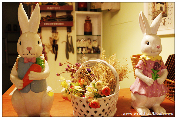 [美食.桃園]TINA 甜心茶屋](TINA SWEETS)~鄉村甜美風(關門大吉) @VIVIYU小世界