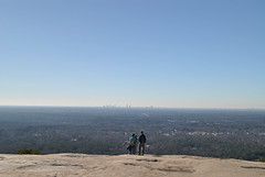 Stone Mountain Atlanta View