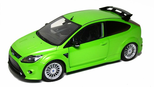 Minichamps Ford Focus RS