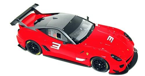BBR Ferrari 599XX Miami