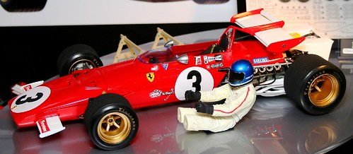 Tamiya Ferrari 312B 1-12
