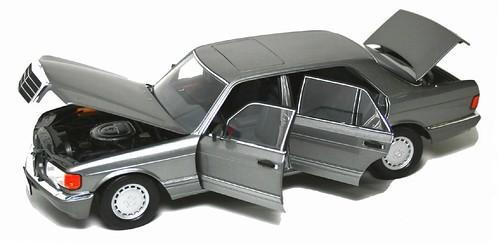 Norev Mercedes 350 SE