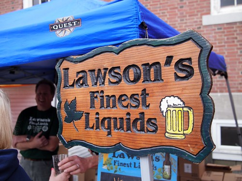 Lawson's Finest Liquids - Montpelier Farmer's Market
