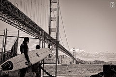 Golden Gate Surfer 3