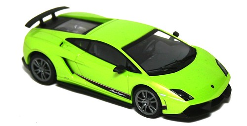 Minichamps Gallard Superleggera LP704
