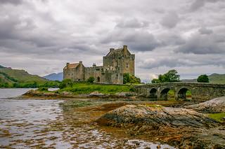 Castillo de Eilean Donan - Escocia