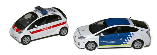 J-Collection iMiev e New Prius