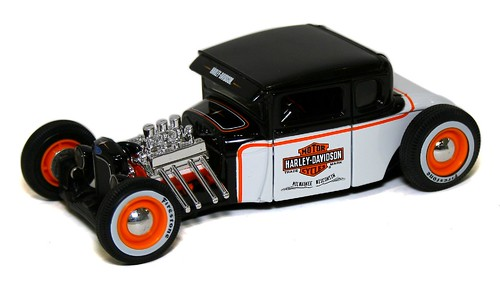 Maisto Ford A 29 hot rod
