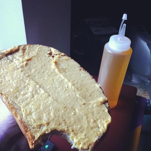 Sandwich humus