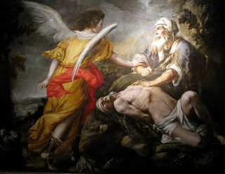 """Abraham, Abraham!"" So he said, &quo..."