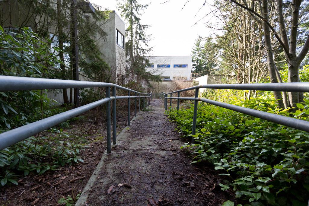 Abandoned path