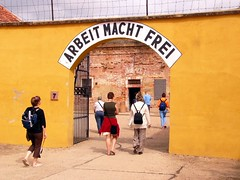 Theresienstadt Concentration Camp, Czech Republic