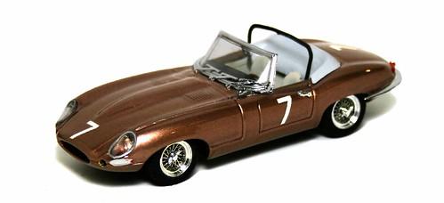 Best Model Jaguar E Del Mar USA 61