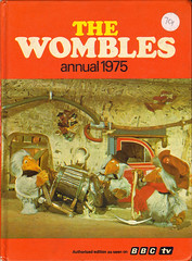 Wombles Annual 1975