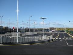 Chorley Buckshaw Park Station - putting the Pa...