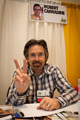 Toronto ComiCon 2012 - Robert Carradine