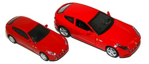 Burago Ferrari FF