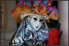 Costumé Vénitien (Venise - Italie) - Costume V...