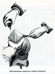 ill chloroform-apparaat 1907