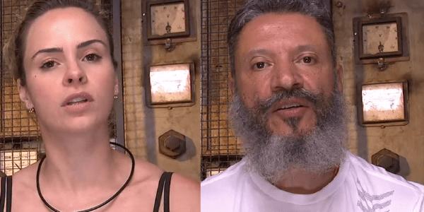 """Ana Paula comenta prisão de Laércio: """"Bastante surpresa"""""""