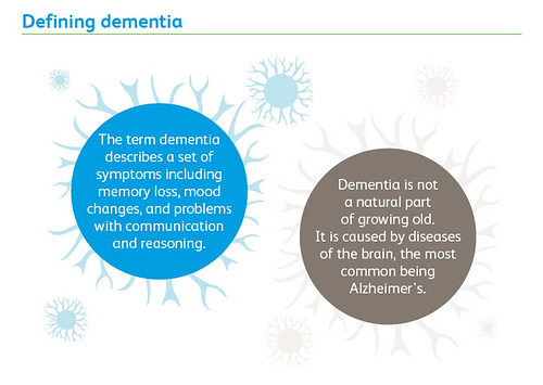 Dementia is not a natural part of growing old