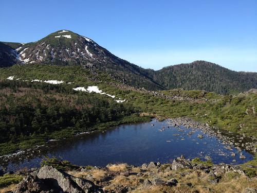 Suribachi Pond