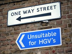 HGV's what?