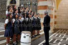 The visit of the Bundespräsident Joachim Gauck...