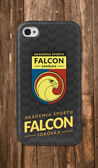 Projekt etui na telefon AS Falcon