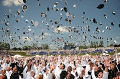 US Naval Academy Class of 2012 [Image 1 of 5]