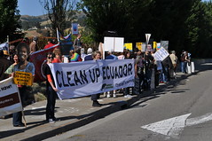Chevron Faces Shareholder, Union and Community...