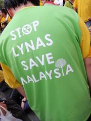 Stop Lynas, Save Malaysia