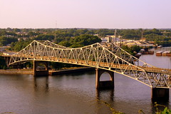 O'Neal Bridge - The Shoals, AL (Southern Bluff...