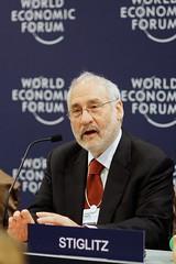Joseph E. Stiglitz - World Economic Forum on E...