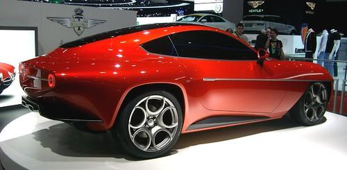 Touring Alfa Disco Volante