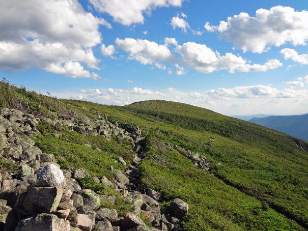 Mt. Guyot Traverse on NH Appalachian Trail