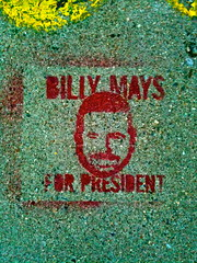Billy Mays for President