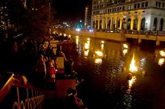 Crowd enjoys WaterFire
