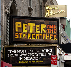 Peter and the Starcatcher @ Brooks Atkinson Th...
