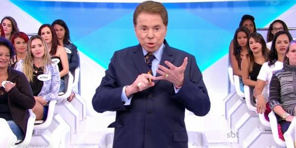 """""""Lady Gaga parece uma Vanusa melhorada"""", diz Silvio Santos"""