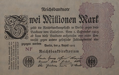 Germany - 1923 - 2000000 Marks - Front