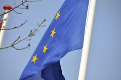 Drapeu de l'Union européenne