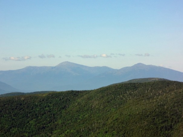 View of Mt. Washington