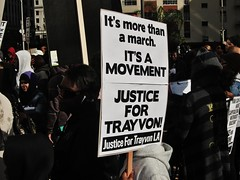Trayvon Martin - Million Hoodies March 2012 020