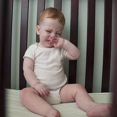 Cranky in the Crib