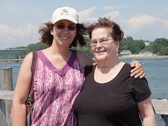 Linda and Carol