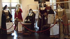 The Six Wives of Henry VIII at Sudeley Castle
