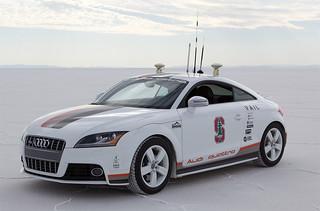 Shelley, the autonomous race car