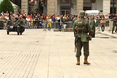 La Coruña / Ariete 2012. Asalto al Cuartel Gen...