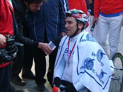 Firenze Marathon 2011- Alex Zanardi